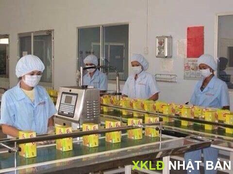 [XKLD NHẬT] Tuyển 10 nữ đóng gói thực phẩm lương 27 triệu 7