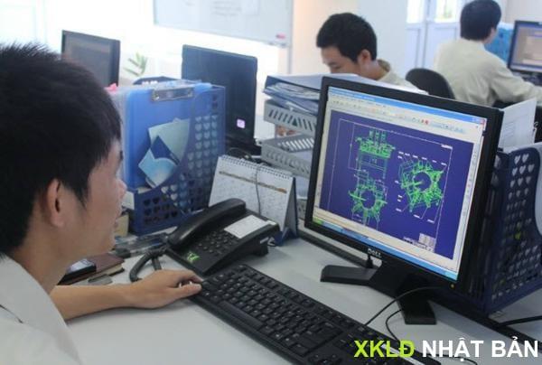 Tuyển kỹ sư thiết kế máy nhận cả TTS đã từng đi Nhật 7
